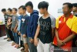 Polres Kotim tangkap delapan pelaku pengeroyokan