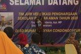 SD Muhammadiyah Condongcatur mewakili Lomba Sekolah Pangan Aman Nasional