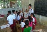 Syahmil cek sejumlah sekolah di pedalaman Sungai Lahei
