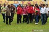 PSSI inspeksi kesiapan Riau sebagai kandidat penyelenggara Piala Dunia U-20