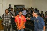 Pembunuh Sopir Taksi Daring Dihukum Mati