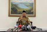 Wapres Ma'ruf Amin katakan Indonesia tetap bela Palestina