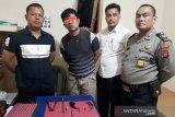 Beraksi di tiga kecamatan, pelaku curanmor bawa senjata berhasil dibekuk polisi Nanggalo