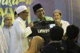 Menteri Desa Kunjungi Pondok Pesantren Lirboyo Kediri