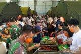Marsekal TNI Hadi Tjahjanto apresiasi kerja TNI-Polri selama observasi WNI di Natuna