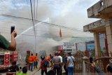 20 Orang napi ditetapkan sebagai tersangka kerusuhan di Rutan Kabanjahe