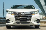 Honda tarik ratusan ribu Odyssey akibat masalah kabel