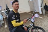 Bagus Saputra menjaga asa menuju Olimpiade 2020 usai juarai Kejurnas BMX