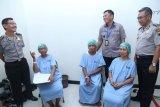 Wujud peduli masyarakat Pusdokkes Mabes Polri gelar pengobatan gratis