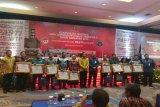 Kemenkumham Sultra raih juara rekonsiliasi nasional laporan keuangan