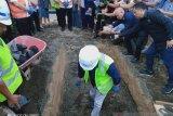 Wali Kota letakan batu pertama pembangunan RSUD Manado