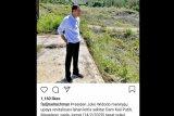 Presiden tinjau  revitalisasi lahan kritis di Magelang