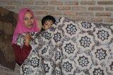 UMKM batik Lampung kembangkan batik pewarna alam kulit jengkol