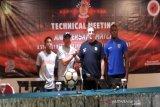 Uji coba Persis-Persib kesempatan pemain menimba  pengalaman