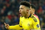 Neymar mengakui suka saksikan permainan Jadon Sancho
