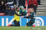 Burnley amankan tiga poin dari Southampton