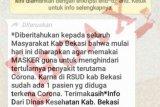 Jangan termakan hoaks Corona, Kominfo minta masyarakat bijak pilah informasi