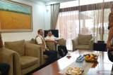 Menkes dan Kepala BNPB  jemput WNI dari Wuhan di Natuna
