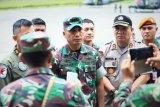 Danrem 172/PWY : Terima kasih sudah bantu TNI evakuasi korban helikopter jatuh