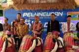 Ketua KPU meresmikan Bale Pemilu Digital KPU NTB
