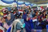 Masyarakat Natuna antusiasme lepas 238 WNI dari Wuhan