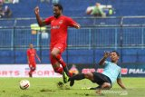 Persela dan Sabah FA berbagi angka 2-2 di laga Piala Gubernur Jawa Timur
