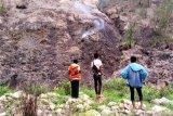 Gunung berapi baru, muncul di Kabupaten Timor Tengah Selatan