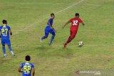 Persib menundukkan Persis 2-0 di laga persahabatan