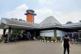 Sambut kedatangan WNI dari Wuhan di Halim