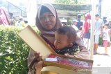 Warga Jatisrono senang sambut Presiden Jokowi