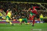 Mane antarkan kemenangan Liverpool di kandang Norwich
