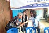 Program 'Grebek Pasar' BKKBN Sulut kampanyekan layanan KB-Kespro