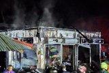 Kerugian akibat kebakaran Pasar Sumani ditaksir capai Rp515 juta