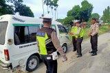 Polres Jayapura imbau warga pengguna jalan tertib berlalu lintas