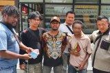 Polisi tangkap terduga pelaku pencurian di masjid