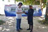 Sharp rehabilitasi terumbu karang di Belitung