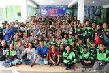 Wabup Lebak Banten ajak komunitas ojol sukseskan pariwisata