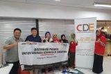 ACT kirim 1.610 kotak masker ke Singapura, Hongkong dan Taiwan