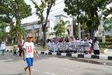 Mahasiswa di Padang gelar aksi tegakkan keadilan terhadap perempuan