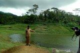 Debit air Waduk Sermo Kulon Progo belum normal
