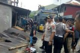 Kerugian kebakaran Pasar Tinambung Majene capai Rp1 miliar