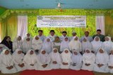 Guru PAUD Kapuas Timur khataman Al Quran