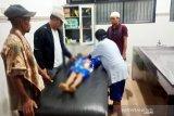 Seorang bocah di Palangka Raya tewas tenggelam di kolam bekas galian pasir