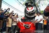 Pemkot Surakarta  resmi tambah kereta uap baru