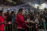 Presiden resmikan Stadion Manahan Solo