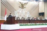 Gubernur jelaskan cakupan penyusunan RUED-P kepada DPRD Kalteng