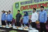 Bangun infrastruktur di Mandau, Pemkab Bengkalis anggarakan Rp297miliar