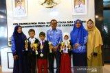 Pemkot Palu apresiasi siswa peraih juara robotik tingkat internasional