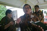 Pramono klarifikasi soal keangkeran Kediri untuk Presiden Jokowi