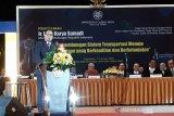 Budi Karya berkelakar COVID-19 tidak masuk Indonesia karena